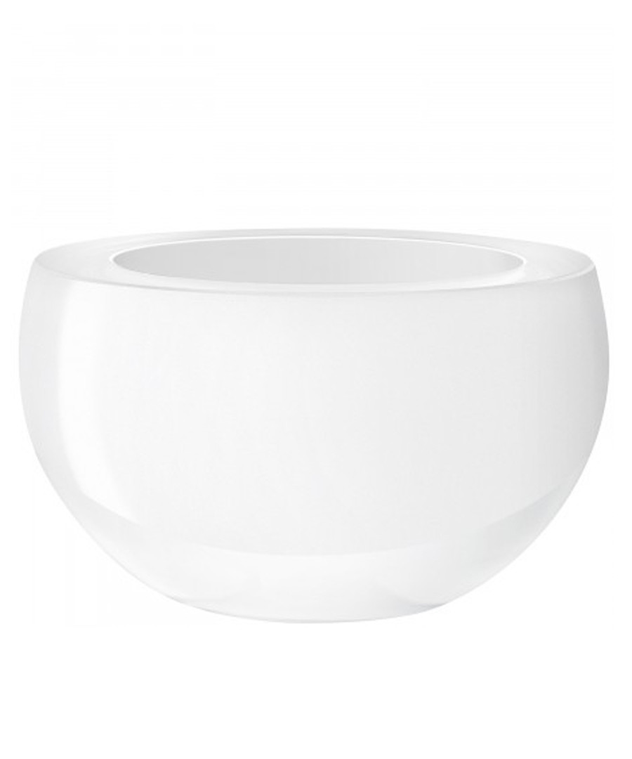 White host bowl 9.5cm Sale - lsa