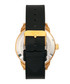 Lafleur gold-tone steel & leather watch Sale - reign Sale
