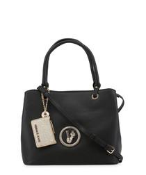 Black logo grab bag