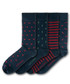4pc Trewithen cotton blend socks Sale - black & parker Sale