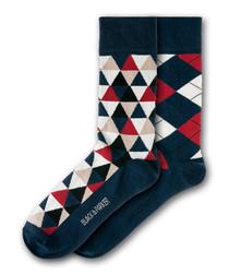 2pc Christ's College cotton blend socks