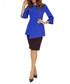 Blue panel blouse Sale - bergamo Sale
