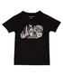 Boys' black cotton T-shirt Sale - TRUE RELIGION Sale