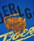 Boys' bright blue cotton T-shirt Sale - true religion Sale