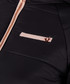 Girls' black quilted jacket Sale - true religion Sale
