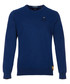 Navy crew neck sweatshirt Sale - Scotch and Soda Sale