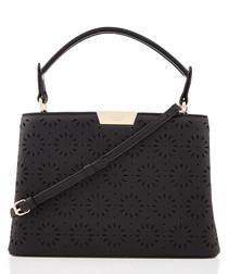 Dulicey black fretwork grab bag