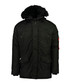 Blackout button parka coat Sale - geographical norway Sale