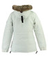White flag parka coat Sale - geographical norway Sale
