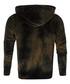 Olive zip-up dye effect hoodie Sale - true religion Sale