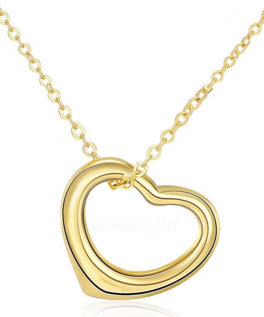 18k gold-plated stainless steel necklace Sale - liv oliver
