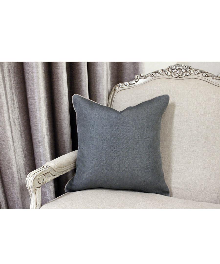 Bellucci graphite cushion 45cm Sale - riva paoletti