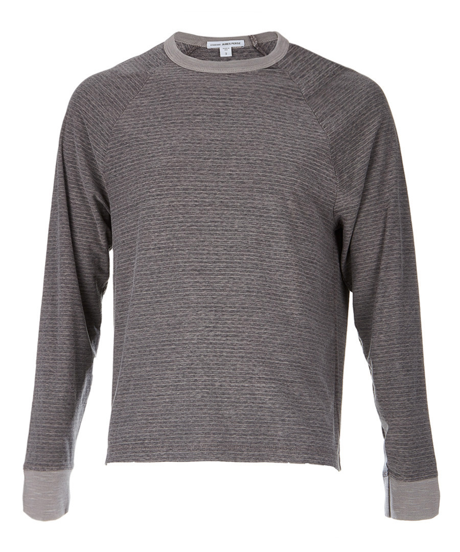 Paver cotton blend jumper Sale - James Perse