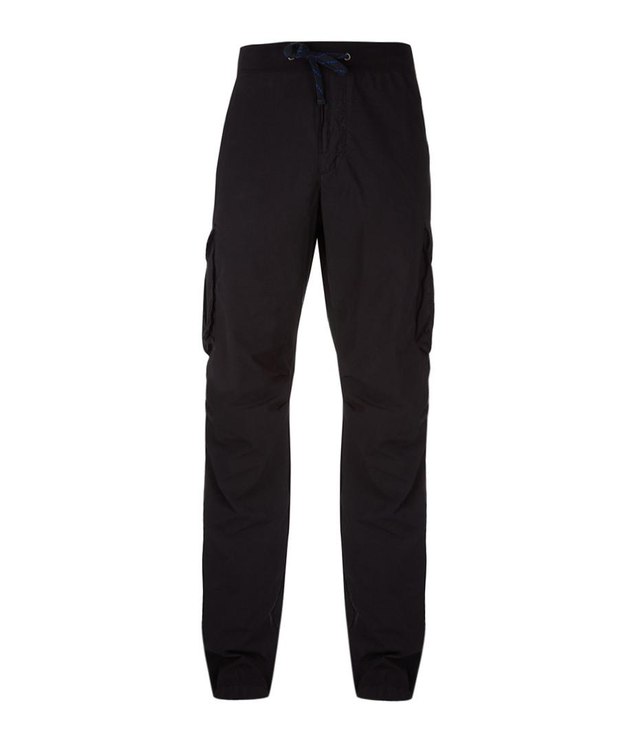 Black cotton trousers Sale - James Perse