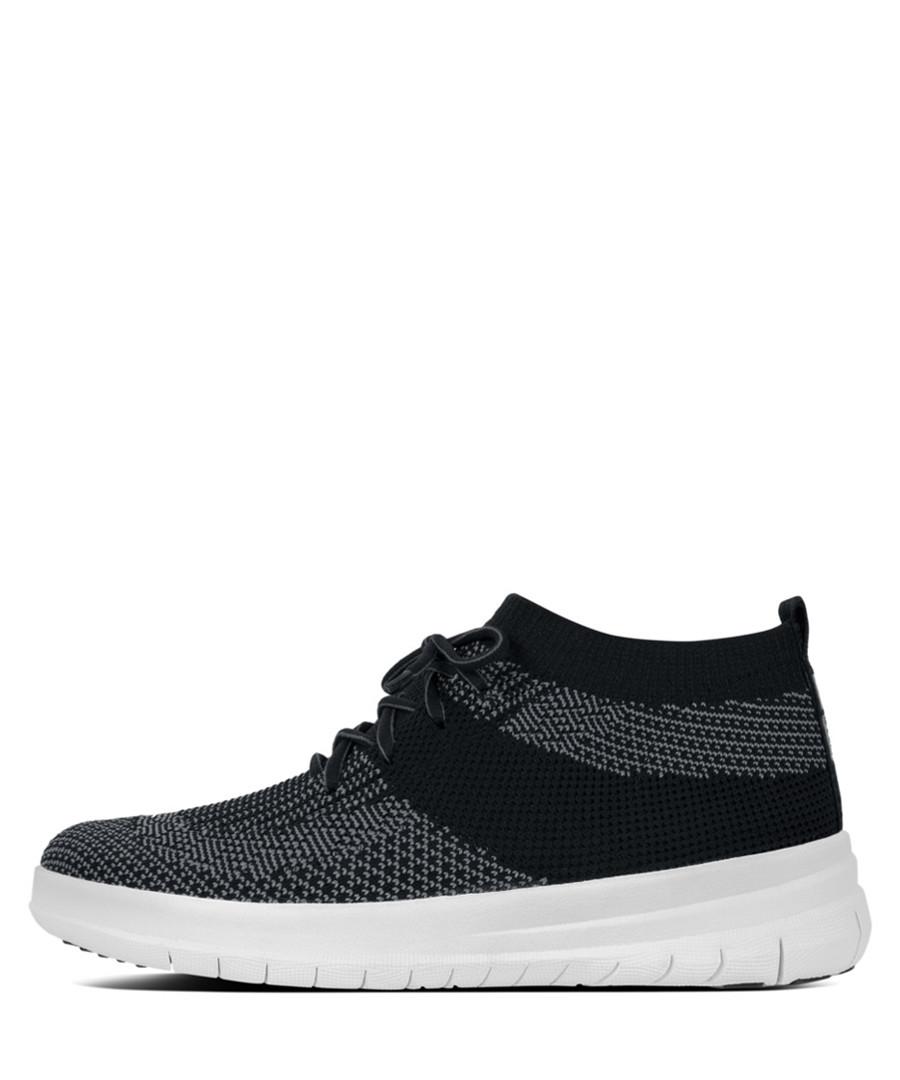 Uberknit slip-on high top sneaker Sale - fitflop