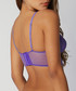 Daisy violet longline triangle bra Sale - boux avenue Sale