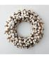 30cm cotton wreath Sale - Festive Sale