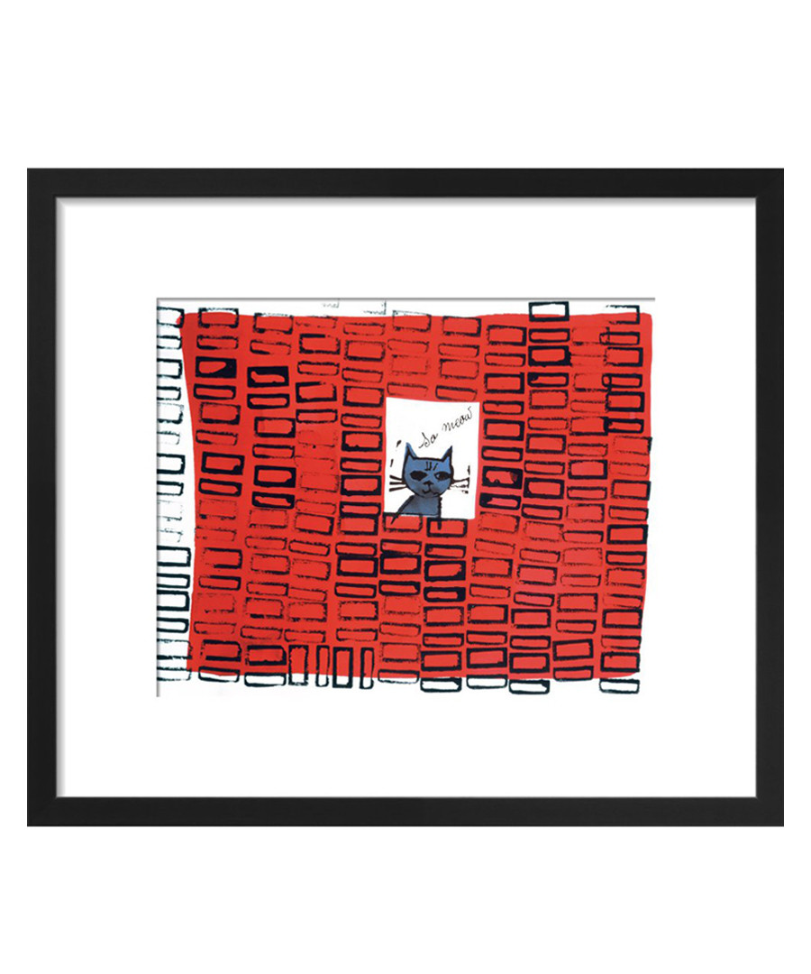 So Meow, c. 1958 framed print 28 x 36cm Sale - Andy Warhol
