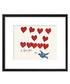 I Love You So framed print 28 x 36cm Sale - Andy Warhol Sale