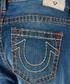 Audrey blue pure cotton boyfriend jeans Sale - true religion Sale