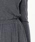 Grey pleated midi skirt Sale - paisie Sale