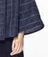 Multi checked kimono sleeve jacket Sale - paisie Sale