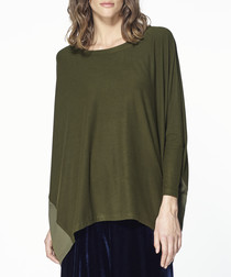 Deep green asymmetric top