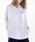 Lilac button back cape shirt Sale - paisie Sale