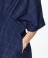 Multi check pleated waist top Sale - paisie Sale