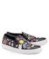 All Over Wink Black nappa sneakers Sale - anya hindmarch Sale