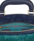 Orsett Mini teal leather grab bag Sale - anya hindmarch Sale