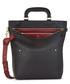 Orsett black leather grab bag Sale - anya hindmarch Sale