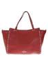 Red leather rockstud trapeze tote Sale - valentino garavani Sale