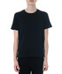 Black pure cotton untitled T-shirt Sale - valentino Sale