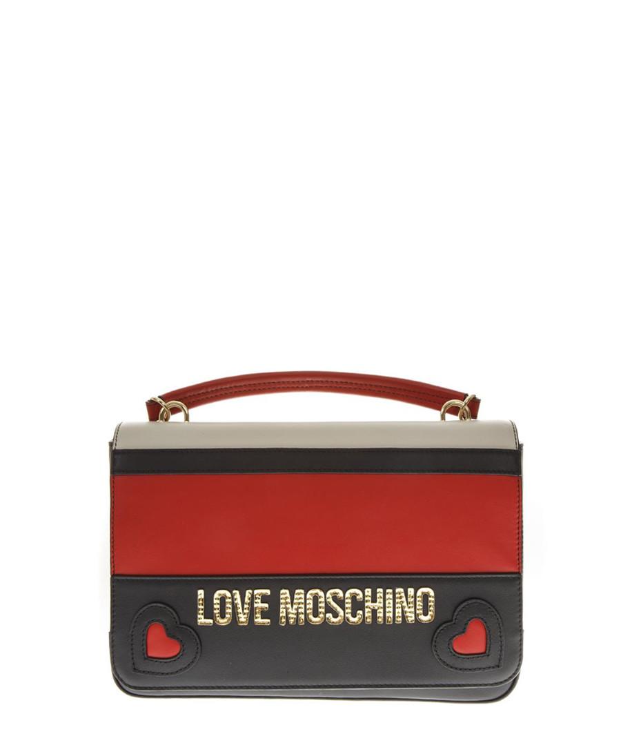 Multi-colour logo cross body Sale - LOVE MOSCHINO