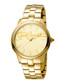 Gold-tone glitter dial watch Sale - just cavalli Sale