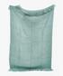 Turquoise mohair blend blanket Sale - Sandhi Sale