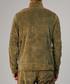 Olive & red cotton blend track jacket Sale - criminal damage Sale