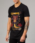 Black pure cotton python T-shirt Sale - criminal damage Sale
