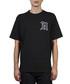 Black pure cotton H T-shirt Sale - HILFIGER COLLECTION Sale