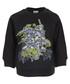 Turtles black cotton blend jumper Sale - KIDS CHARACTER CLUB Sale
