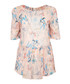 Erica multi-colour cold-shoulder blouse Sale - Giancarlo Bassi Sale