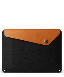 Black & tan for 12'' Macbook