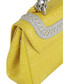 Redmayne lemon moc-croc shoulder bag Sale - Amanda Wakeley Sale