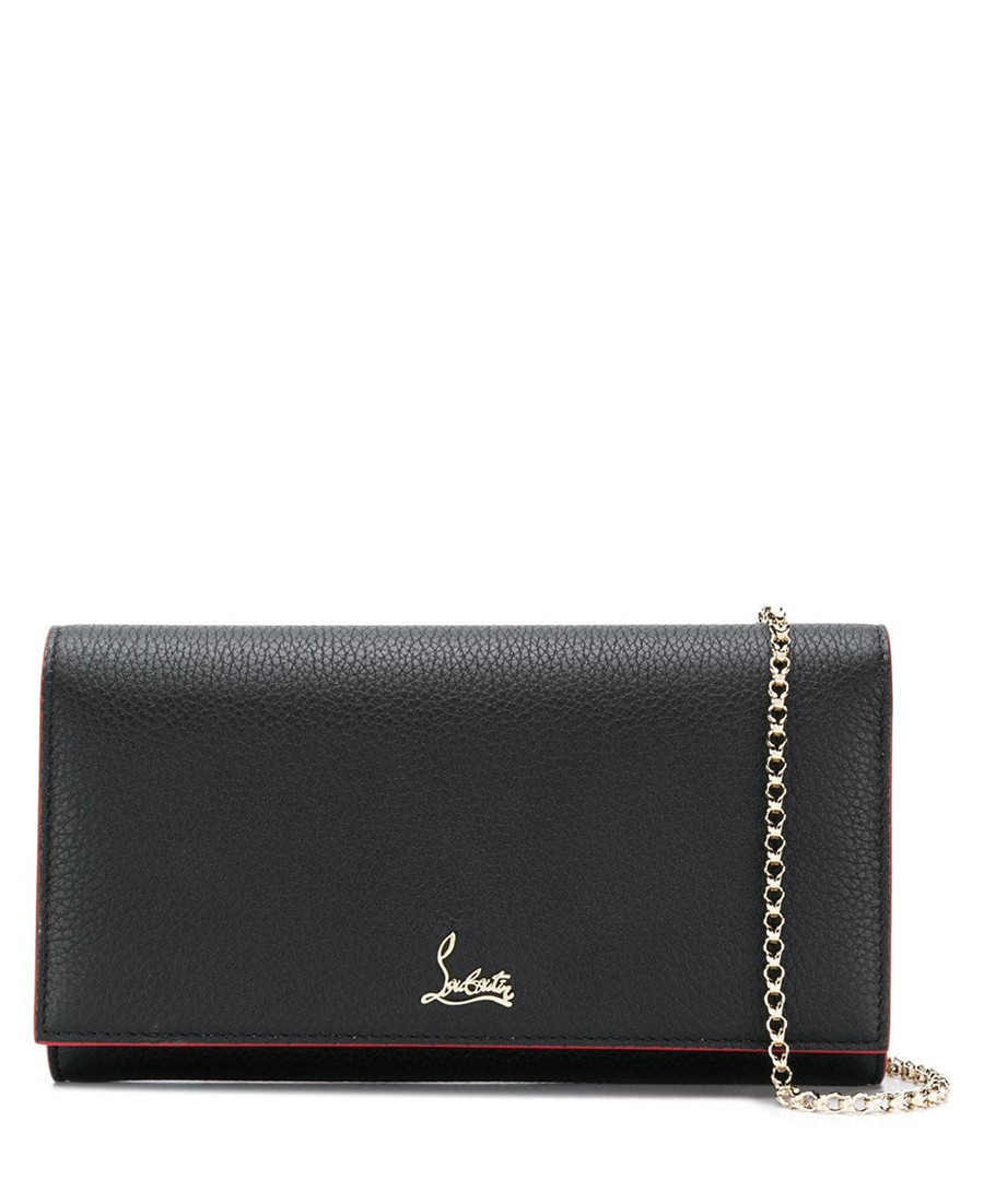 a4f46944a08 Discount Boudoir black leather chain wallet | SECRETSALES