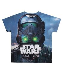 Kids' Death Trooper pure cotton T-shirt