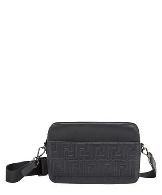 499b9433b2 Black leather tesselate satchel Sale - fendi Sale
