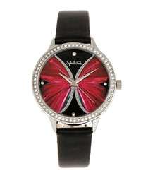 Rio Grande black crystal watch