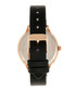 Rio Grande black & rose gold-tone watch Sale - sophie & freda Sale