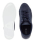 Navy branded lace-up sneakers Sale - lacoste Sale